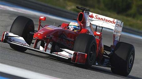 Ferrari F60- Alonso
