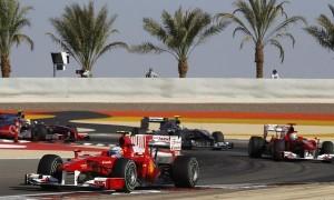 GP Bahréin cancelado
