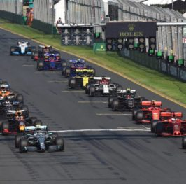 Apuestas al GP de Australia de Fórmula 1