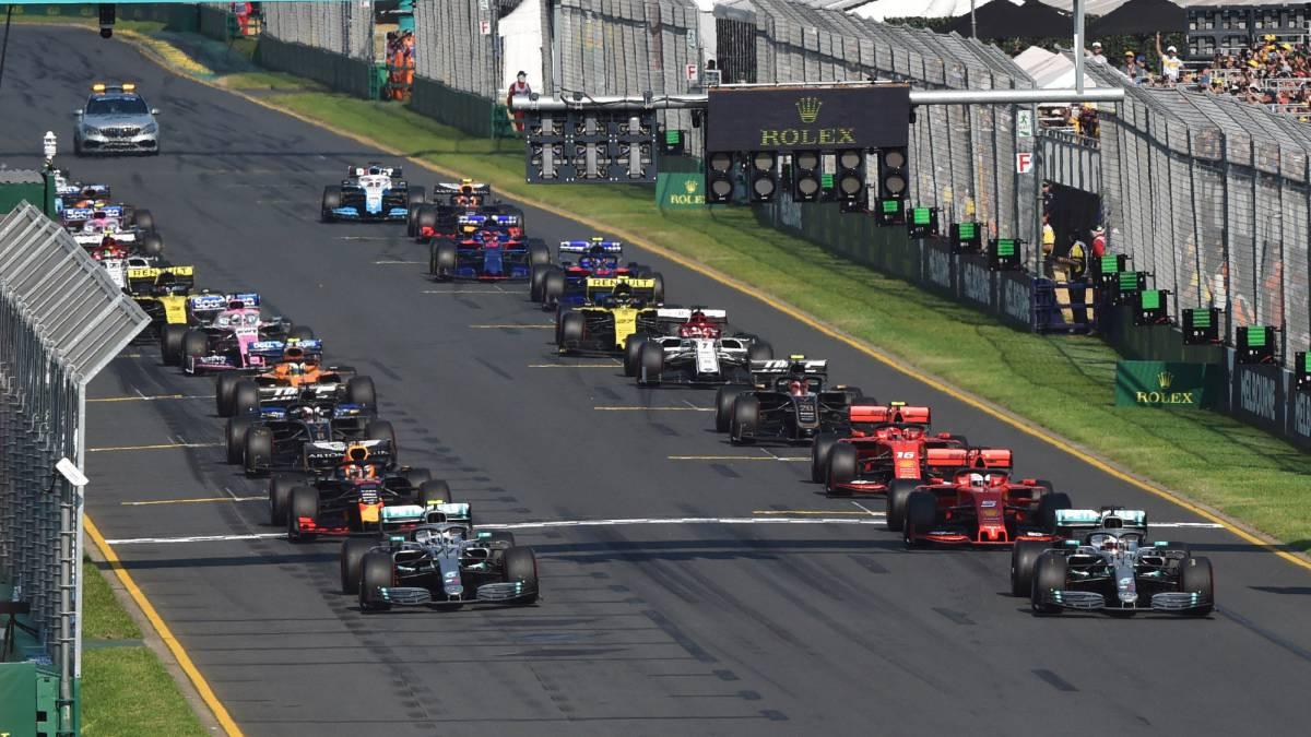 Apuestas al GP de Australia de F?rmula