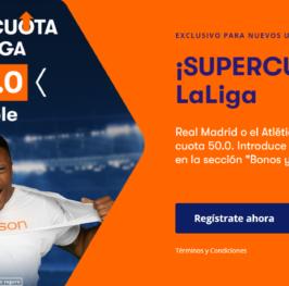 Betsson: R. Madrid – At. Madrid. Doble supercuota 50.0 -> https://todoapuestas.com/go/supercuotabetsson